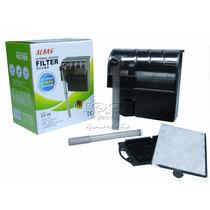 Filtro Externo Aleas Xp 08 680 L/h Aquarios Até 120 Litros