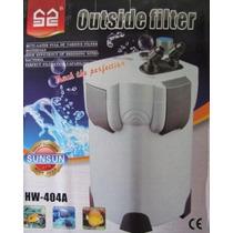 Filtro Canister Sunsun 2000 L/h Hw-404a 110v