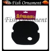 Espuma Canister Atman At - 3335 At - 3336 Fish Ornament