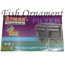 Filtro Externo Atman Hf 0800 Hf 800 - 110v - Fish Ornament