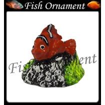 Enfeite Enfeite Resina Nemo P Fish Ornament