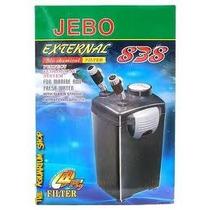 Filtro Canister Jebo 838 1200 L/h 110v Paraíso Dos Aquários