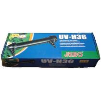Filtro Uv De 36w. Ultra Violeta Jebo C/tubo De Cristal 220v.