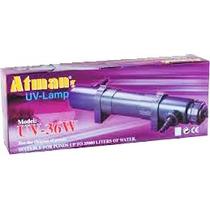 Filtro Uv 36w Atman Ultra Violeta Para Aquários E Lagos 110v