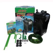Filtro Canister Jebo 838 1200 Litros/h Completo Frete Grátis