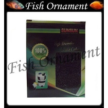 Sunsun Midia Carvão Ativado 500g Fish Ornament