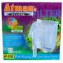 Filtro Externo Atman Hf-0100 - Aquários Agua Doce E Salgada