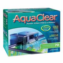 Filtro Externo Hagen Aquaclear 70 (1150 L/h) Pet Hobby 110v