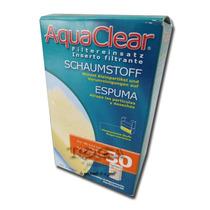 Refil De Esponja P/ Filtro Aquaclear 30 Toca Dos Peixes