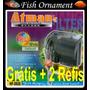 Filtro Externo Atman Hf 0600 Hf 600 + 2r 110v Fish Ornament