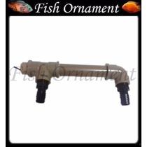 Filtro Uv 6w Fish 110v Aquários E Lagos Uv-c Fish Ornament