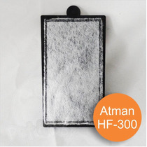 Refil Para Filtro Externo Atman Hf-300 / 5 Unidades