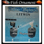 Filtro Espuma Litwin Fish Ornament