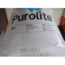 Resina Mista Purolite Mb400 Para Deionizador, Aquário Filtro