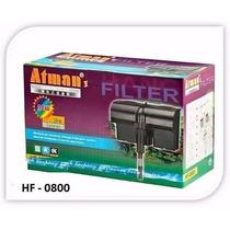Filtro Externo Atman Hf 0800 - 800 L/h Aquario - 220v