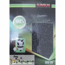 Carvão Ativado Sunsun 500gr