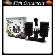 Filtro De Espuma Bio-sponge Ista I 142 Fish Ornament