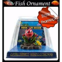 Enfeite De Resina Soma Nemo Com Bolhas