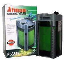 Filtro Canister Atman 1200 Litros Por Hora At-3338 220v