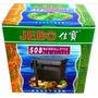 Filtro Externo Jebo 508 Vazão De 980 L/h Para Aquarios 110v