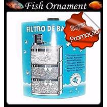 Filtro De Bactéria Zanclus Fbm 50 - Fish Ornament