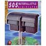 Filtro Externo Jebo 505 - 750 L/h - 110v - Aquários Até 200l