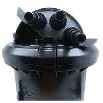 Filtro Pressurizado Para Lagos Jebao Cf-10 Com Uv De 13w