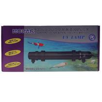 Filtro Ultravioleta Hopar Uv 611 5w Aquários E Lagos 110v