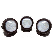 Boyu/jad Luminaria P/ Lagos Sdl-303a C/ 03 Lampadas