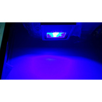 Refletor Luminaria Aquario Power Led Royal Blue 10w 12v 24v