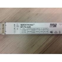 Reator Osram Eletrônico Para 2 Lampada T5 De 80w 220v