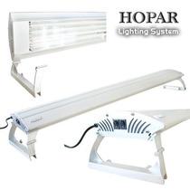 Luminária Hopar 6 Lamp. T5 X 80w - 150cm - 220v - Aquaset