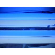 Lâmpada Fluorescente Tubular 15w 45cm Actínica Uva T8 Azul