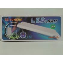 Luminária Led Hmd E2 9w 100-240v Bivolt Aquario Até 45cm