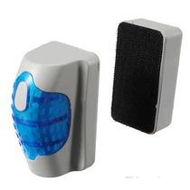 Limpador Magnético Vidro Aquário Flutuante Anti-risco 10mm