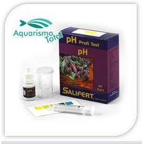 Teste Salifert De Ph Para Aquário Marinho Água Salgada