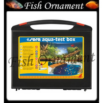 Sera Aqua -test Box Agua Doce - Fish Ornament
