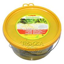 Substrato Fértil Sera Floredepot 4,7 Kilos - Aquarios Plant