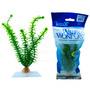 Planta Artificial Tetra Anacharis 9cm