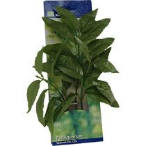 Planta Artificial Em Seda 1 A 6 Dec. Aquário Alevinosepeixes
