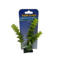 Planta Artificial P/ Aquários E Terrários 12cms - Cód.92102