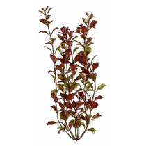 Enfeite P/ Aquário Planta Tetra Red Ludwigia 30cm