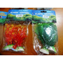 Plantas Artificiais Para Aquários Kit P,m,g 06 Unidades