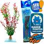 Enfeite Para Aquario Planta Artificial Tetra Rotala 30cm