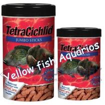 Ração Tetra Cichlid Jumbo Sticks 500ml 160gr