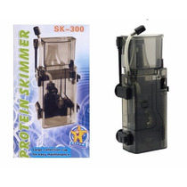 Resun Sk-300 Mini Skimmer Hang-on P/ Aquario De Até 95l 110v