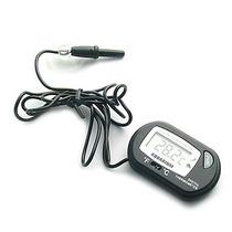 Termômetro Digital - Lcd - Alta Precisão - Aquários, Adega
