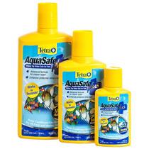 Tetra Aquasafe 100 Ml - Prime,anti Cloro,aquarios,peixes