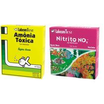 Alcon Kit Teste Para Aquário Doce - Amonia - Nitrito