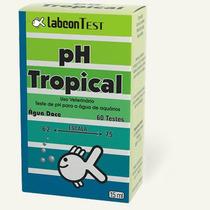 Labcon Test Ph Tropical 15ml Mede O Ph Na Escala De 6,2 A 7,